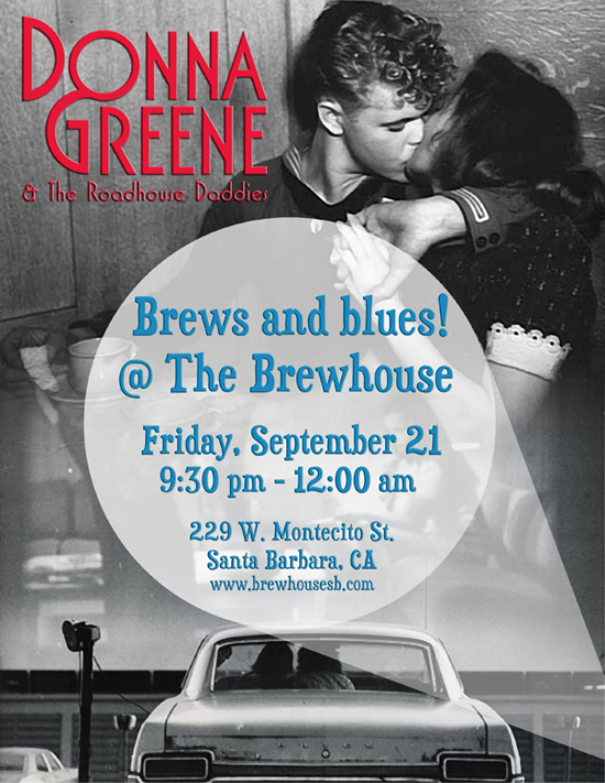 Brewhouse poster