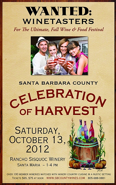 Celebration of Harvest 2012