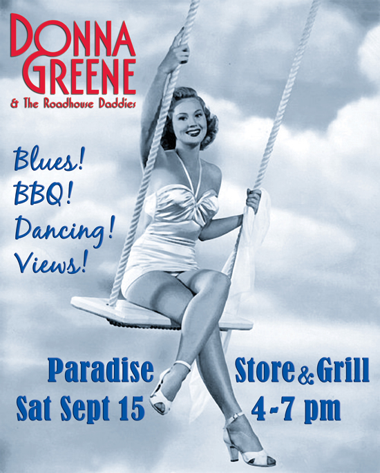 Paradise Store Blues, Brews & BBQ