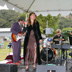 Performing at the SBC Vintners' Assn Harvest Festival, Rancho Sisquoc